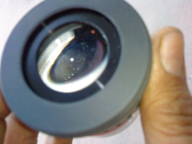 "Meade 26 mm, 1.25"" 5000 Series Eye piece."
