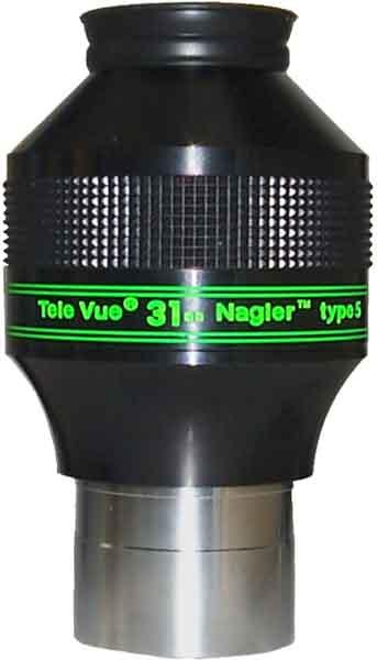Televeue 31 mm Nagler Type 5.